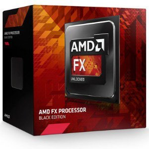 Processador AMD FX 8300 Octa Core, Black Edition, Cache 16MB, 3.3GHz (4.2GHz Max Turbo) AM3+ FD8300WMHKBOX