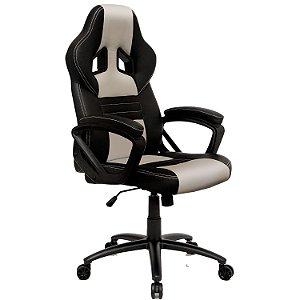 Cadeira Gamer DT3 GTS Grey Com Altura Ajustavel