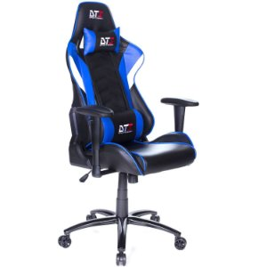 Cadeira Gamer DT3 Sports Elise Black Blue