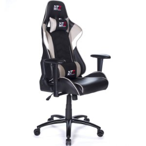 Cadeira Gamer DT3 Sports Elise Black Grey