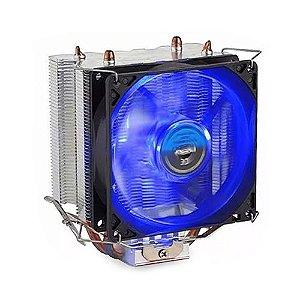 Cooler P/processador Universal P/intel E Amd1 Azul Dx-9000 Dex - 01 Cooler