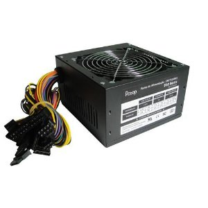 Fonte Gamer Pctop 500 Watts