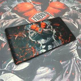 Mouse Pad Gamer Street Fighter Extra Grande