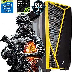 Computador Gamer Intervia Core i7 3.40 Nvidia Geforce GTX 1060 3GB DDR5 HD 1TB 8GB DDR3