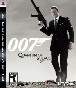 007 Quantum of Solace - PS3 Mídia Física Usado