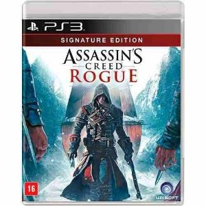 Assassin's Creed Rogue - Ps3 Mídia Física Novo Lacrado