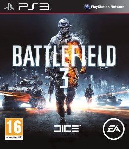 Battlefield 3 - PS3 Mídia Física Usado