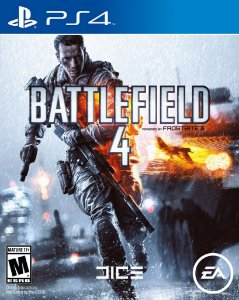 Battlefield 4 - PS4 Mídia Física Usado