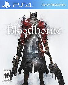Bloodborne - PS4 Mídia Física Usado