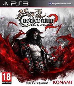 Castlevania Lords of Shadow 2 - PS3, Mídia Física Usado