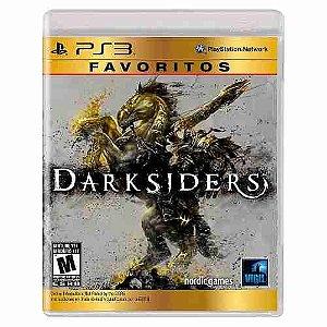 Darksiders - PS3, Mídia Física Usado