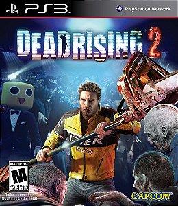 Dead Rising 2 - Ps3 Mídia Física Usado
