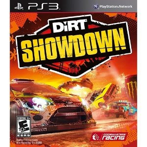 Dirt Showdown - Ps3 Mídia Física Usado