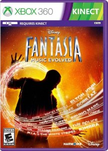 Disney Fantasia Music Evolved - Xbox 360 Mídia Física Novo