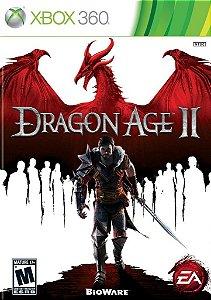 Dragon Age 2 - Xbox 360 Mídia Física Usado