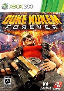 Duke Nukem Forever Xbox 360 Mídia Física Usado