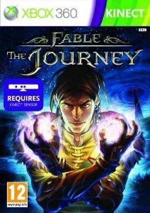 Fable The Journey - Xbox 360 Mídia Física Novo Lacrado
