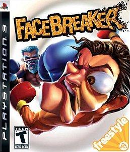 Facebreaker - Ps3 Mídia Física Usado