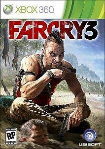 Farcry 3 Xbox 360 Mídia Física Usado