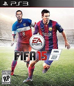 Fifa 15 - PS3 Mídia Física Usado