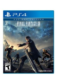 Final Fantasy XV PS4 Mídia Física Usado