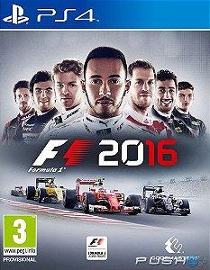 Formula 1 F1 2016 - PS4 Mídia Física Usado