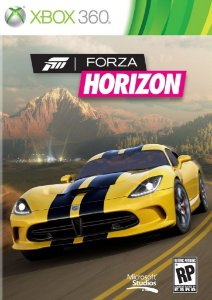 Forza Horizon Cartão Download - Xbox 360