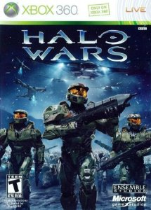 Halo Wars - Xbox 360 Mídia Física Usado