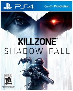Killzone Shadow Fall - PS4 Mídia Física Usado