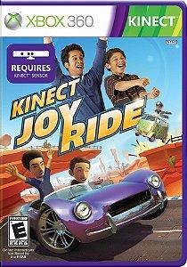 Kinect Joy Ride - Xbox 360 Mídia Física Usado