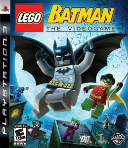 Lego Batman The Video Game - PS3 Mídia Física Usado