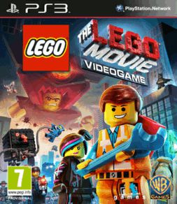Lego Movie VideoGame - PS3 Mídia Física Novo Lacrado
