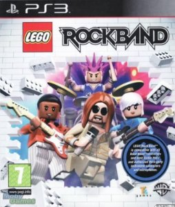 Lego Rock Band - Ps3 Mídia Física Novo Lacrado