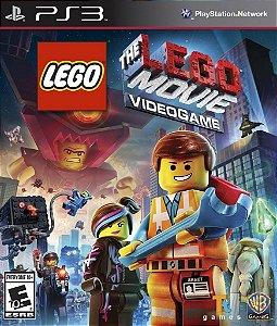 Lego The Movie Videogame PS3 Mídia Física Usado
