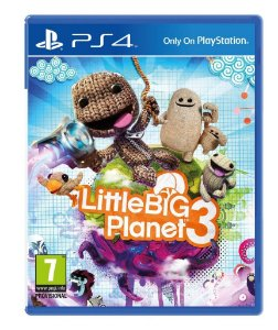 Little Big Planet 3 PS3 Mídia Física Usado