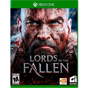 Lords of the fallen - Xbox One Mídia Física Novo Lacrado