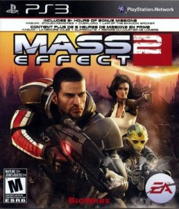Mass Effect 2 - Ps3 Mídia Física Usado