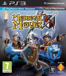 Medieval Moves - Ps3 Mídia Física Usado