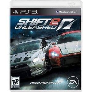 Need For Speed Shift 2 - Ps3 Mídia Física Usado