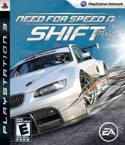 Need For Speed Shift Ps3 Mídia Física Usado
