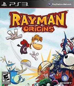 Rayman Origins - Ps3 Mídia Física Usado