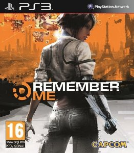Remember Me - Ps3 Mídia Física Novo Lacrado