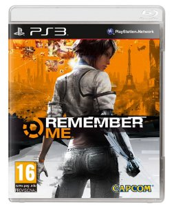 Remember Me - Ps3 Mídia Física Usado