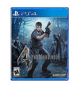 Resident Evil 4 Remasterizado  PS4  Mídia Física Usado
