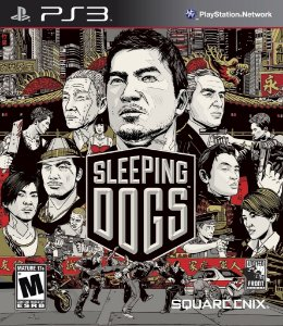Sleeping Dogs - Ps3 Mídia Física Novo Lacrado