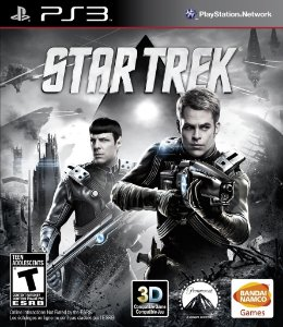 Star Trek - Ps3 Mídia Física Novo Lacrado