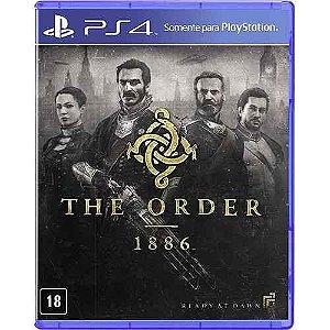 The Order 1886 - Ps4 Mídia Física Usado