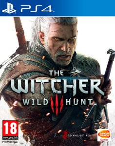 The Witcher 3 Wild Hunt  Ps4 Mídia Física Usado