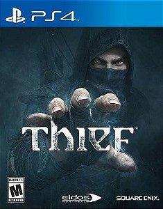 Thief - Ps4 Mídia Física Novo Lacrado