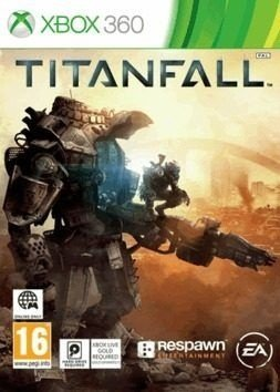 Titanfall - Xbox 360 Mídia Física Usado